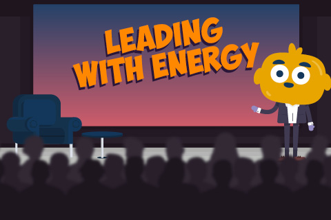 ONLINE COURSE - Leading with Energy