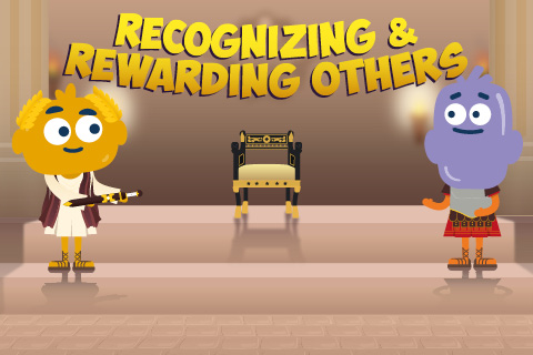 ONLINE COURSE - Recognizing and Rewarding Others