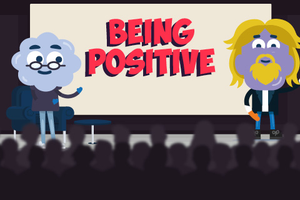 ONLINE COURSE - Being Positive