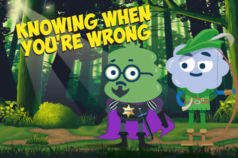 ONLINE COURSE - Knowing When You're Wrong