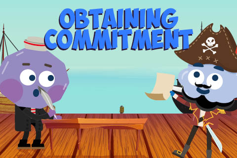 ONLINE COURSE - Obtaining Commitment