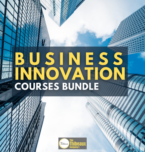 ALL ACCESS ONLINE COURSES - Business Innovation LEARNING BUNDLE