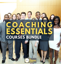 Load image into Gallery viewer, ALL ACCESS ONLINE COURSES - Coaching Essentials LEARNING BUNDLE