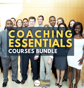 ALL ACCESS ONLINE COURSES - Coaching Essentials LEARNING BUNDLE
