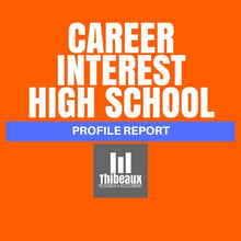 Load image into Gallery viewer, Career Interest Profile (STRONG®) - High School Edition