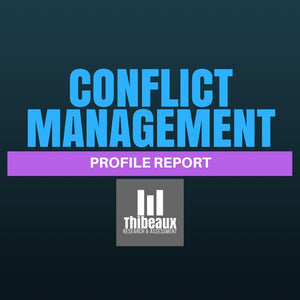 Conflict Management (TKI) Profile