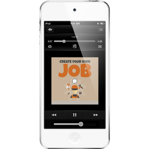 Create Your Own Job AUDIO SERIES