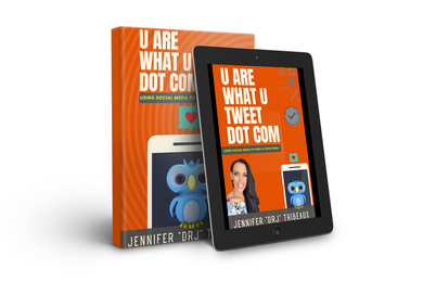 U Are What U Tweet Dot Com eBook