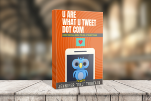 U Are What U Tweet Dot Com Paperback Book