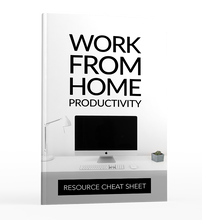 Load image into Gallery viewer, Work From Home Productivity BUNDLE eBook