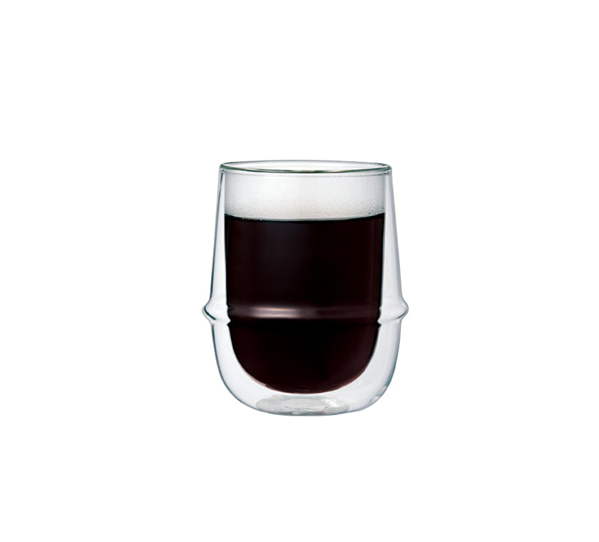 Kinto Glass coffee cup 250ml
