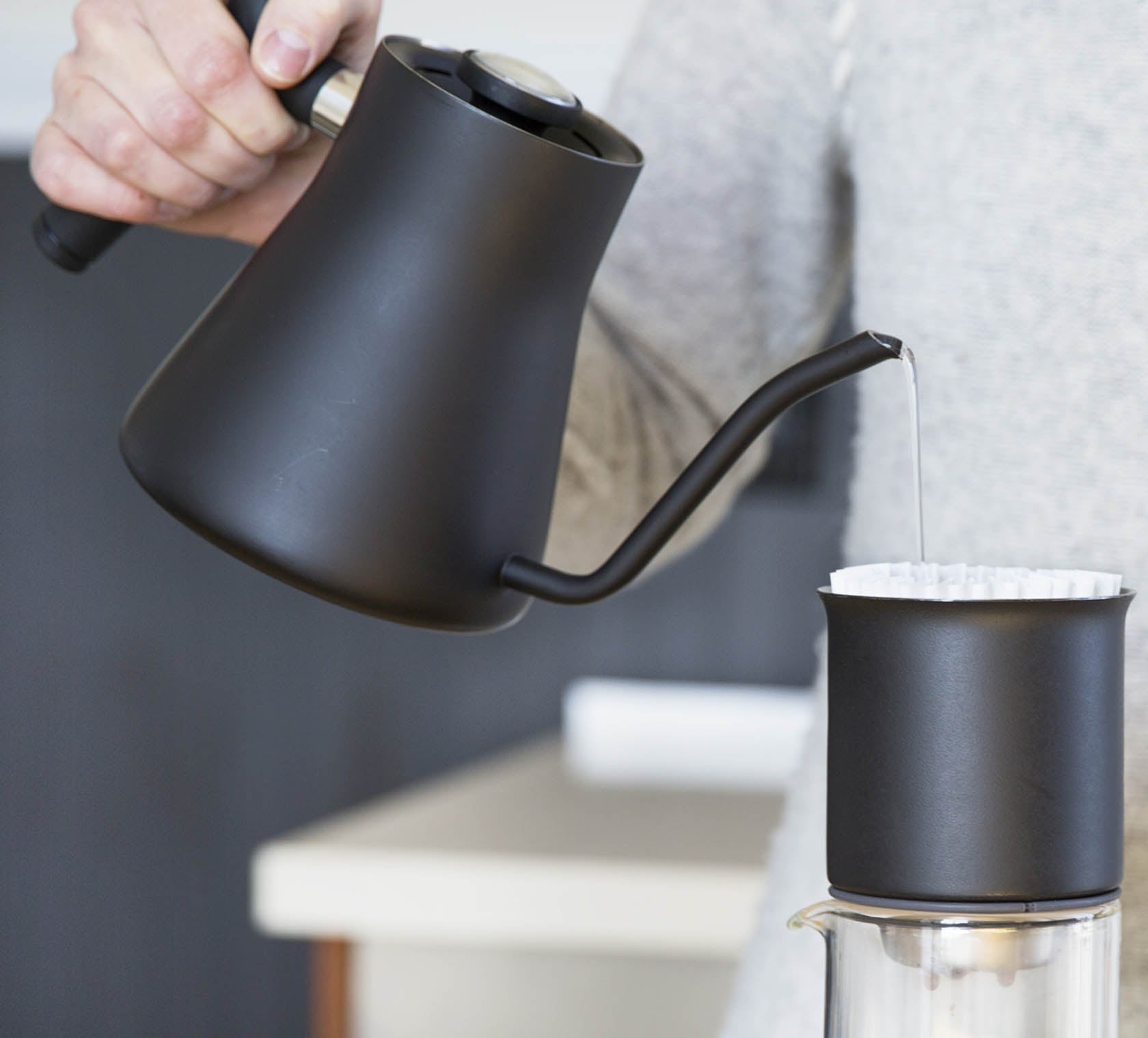 Stagg pour over kettle | Black