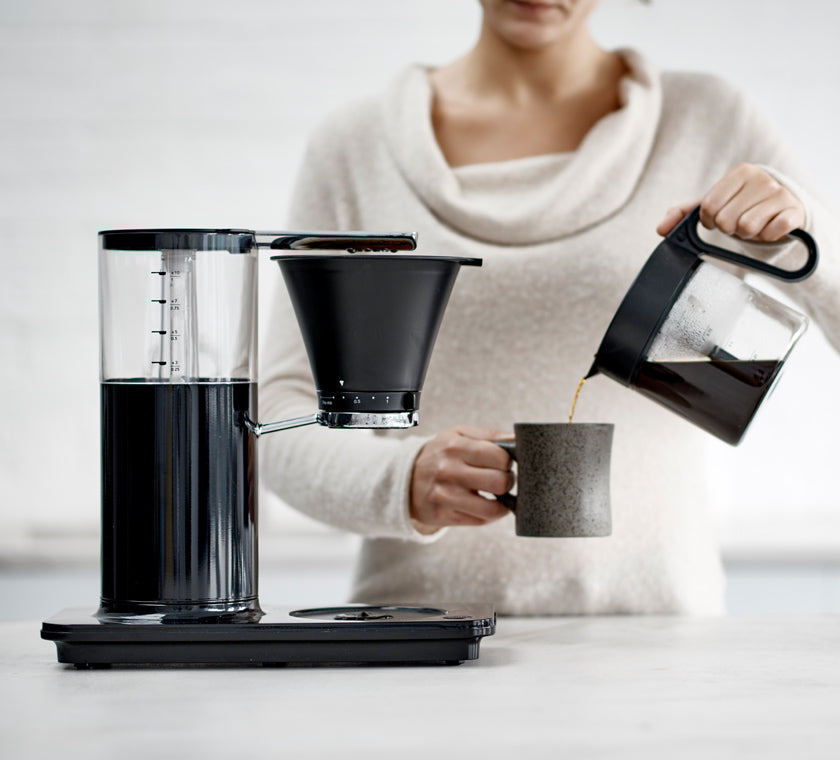 Wilfa Classic+ Coffee Brewer | Black