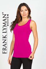 010 (Top Pick Camisole) HOT PINK , COBALT BLUE