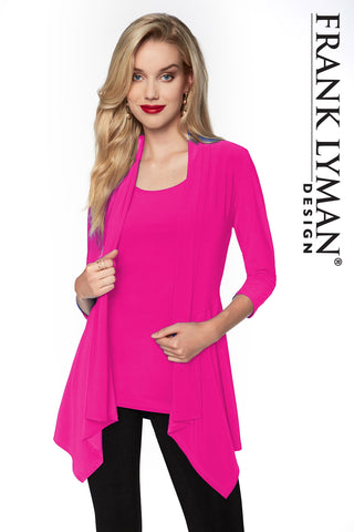 024 (Neon pink jacket only)  010 matching camisole also available