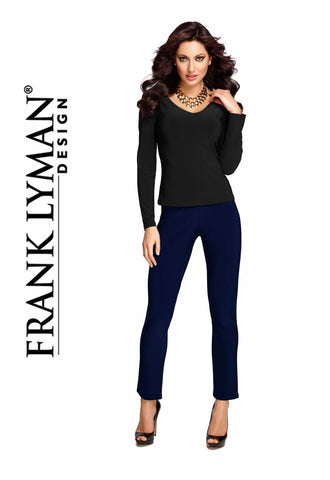 082 (Dark navy pant only)
