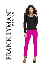 082 (Silhouette Pant) Hot Pink, Sapphire  Wear with vest 56218, tunics 56216, 56217