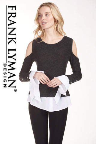 183412  (Cold shoulder tunic only)