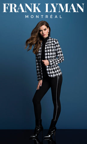 193128U (Legging)   Shown with Jacket 193371 & Top 193008 Black