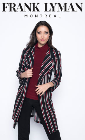 193660 (Stripe Jacket)