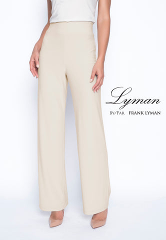 198031 (Beige pant only)  Can be worn with Jacket 198172 & Camisole 198170