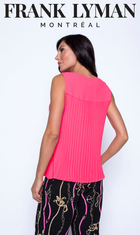 201239 (Camisole)  50% Off. Can be worn with jacket 201452