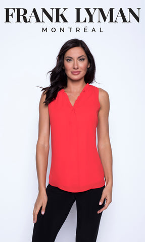201262 (Camisole)   Can be worn on the front and back.