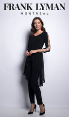 209026 (Evening Top)  Can wear with Evening Pant 209027