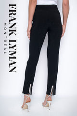 209027 (Evening Pant)  Approx. 11 inch high rise with 28 inch inseam