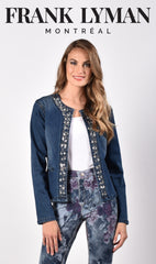 216116U (Jacket)  Shown with Jeans 216102U & Jeans 216113U