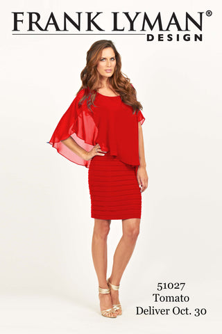 51027  Top Pick! (Tomato Red, Black)