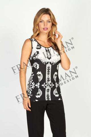 56210 (Camisole) Wear with matching jacket 56212