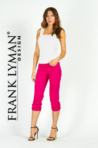56436 ( Capris Only)    Hot Pink, Sapphire