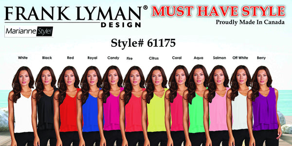 61175 (Top Only)  Many colours available to order!