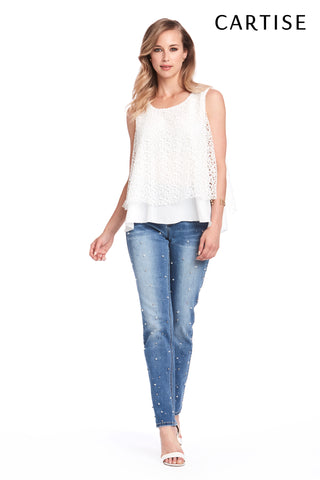 810706 (Pearl Jeans only) Please see size chart in photo gallery   50% Off