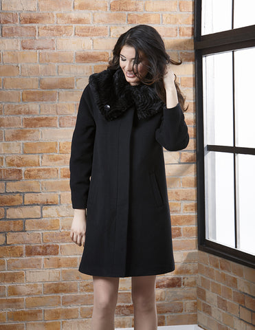 9561RO   (Swing Style 3/4 Length Coat)  50% Off