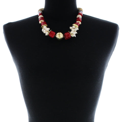 Les Nana Pearl Necklace,Pearl Fashion, Marianne Style Fashion