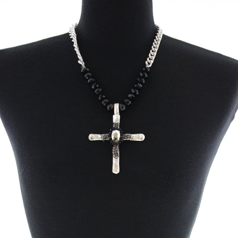 9948 (Cross necklace)