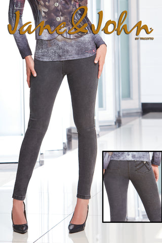 J-602  (Charcoal/navy jeans only)