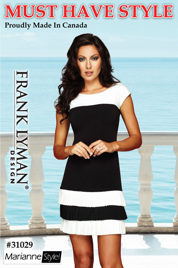 31029 ( Black/Ivory)  TOP PICK FOR FIT AND STYLE!