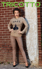 249-F20 (Pant)  Shown with sweater 248-F20