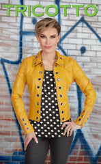 612-F20 (Jacket)  Shown with black jegging 960 & top J-420