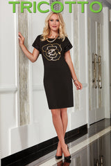 C-337-S20  (Dress)  Shorter Length approx. 35 inches long   Featured in Clin d'oel