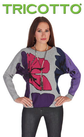 Tricotto Sweaters-Tricotto Tops-Tricotto Fashion Online-Tricotto Fashion Canada