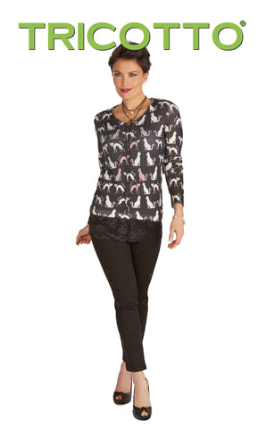 326 (Cat sweater only) 50% Off