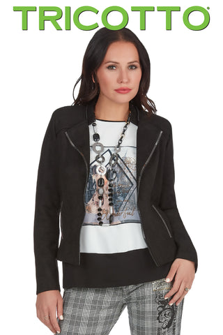 257-F20 (Jacket)  Can wear with matching dress 256