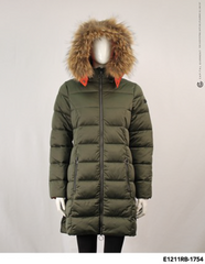 1211RB (Parka with real fur trim)