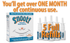 Snoot! Cleanser Neti Pot Alternative 2-Pack - Throw Away Your Neti Pot