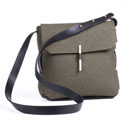Adelle Stoll Forestville Crossbody Handbag in Felt