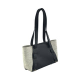Armstrong Mini Tote in Leather + Felt